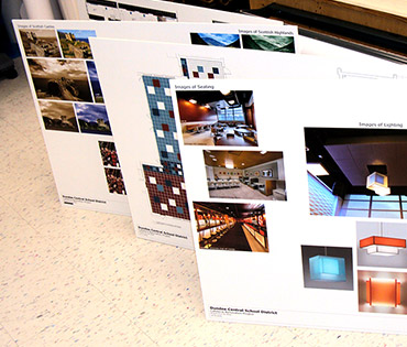 presentation boards gallery image from plan and print near syracuse ny