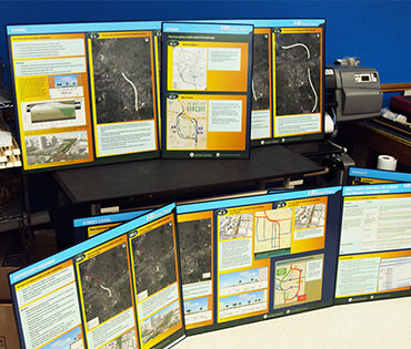 rigid displays gallery image from plan and print near syracuse ny