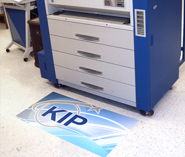 floor graphics gallery image from plan and print near syracuse ny