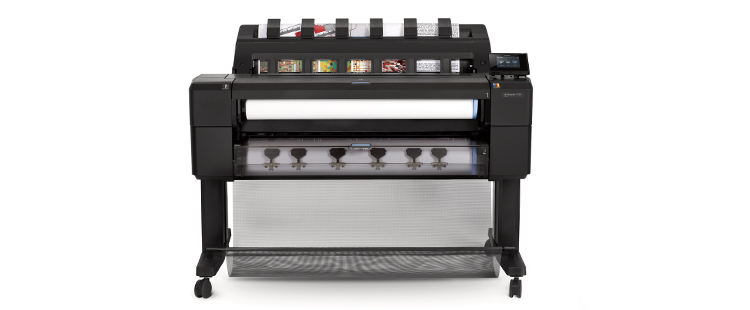 Commercial Printers & Printer Supplies HP DesignJet from Plan & Print Systems Inc. near Syracuse NY