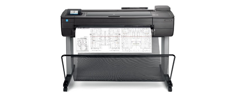 HP DesignJet Technical Printers For Sale from Plan and Print