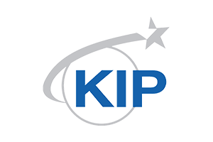 Kip America Logo from Authorized Dealer Plan and Print