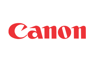 Canon Logo from Authorized Dealer Plan and Print
