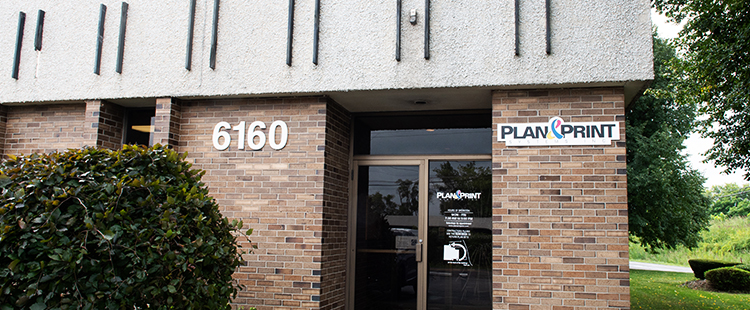 our company header image from plan and print near syracuse ny