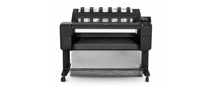 HP DesignJet T930 Printer Series from plan and print near syracuse ny