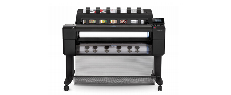 HP DesignJet T1530 Printer from plan and print near syracuse ny
